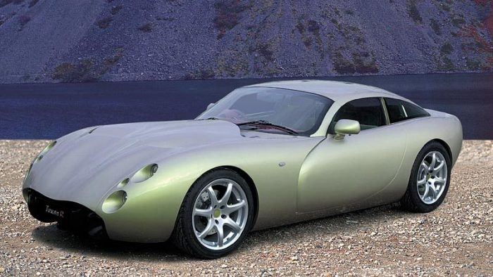 2000 TVR Tuscan R Concept