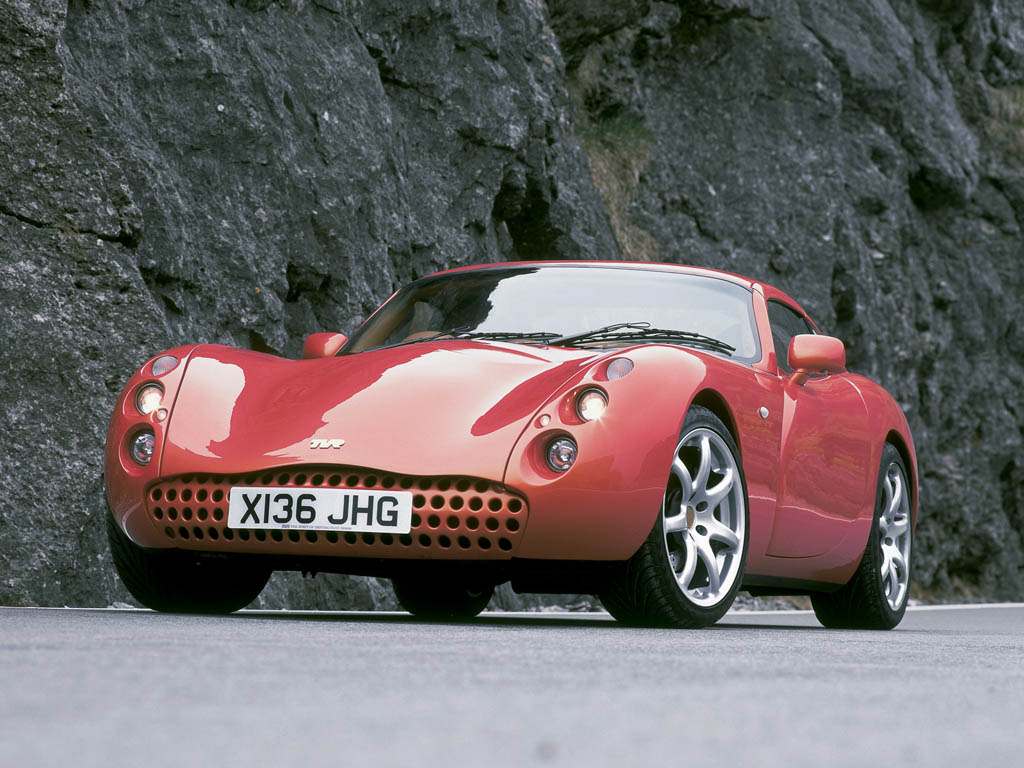 2000 TVR Tuscan Speed Six