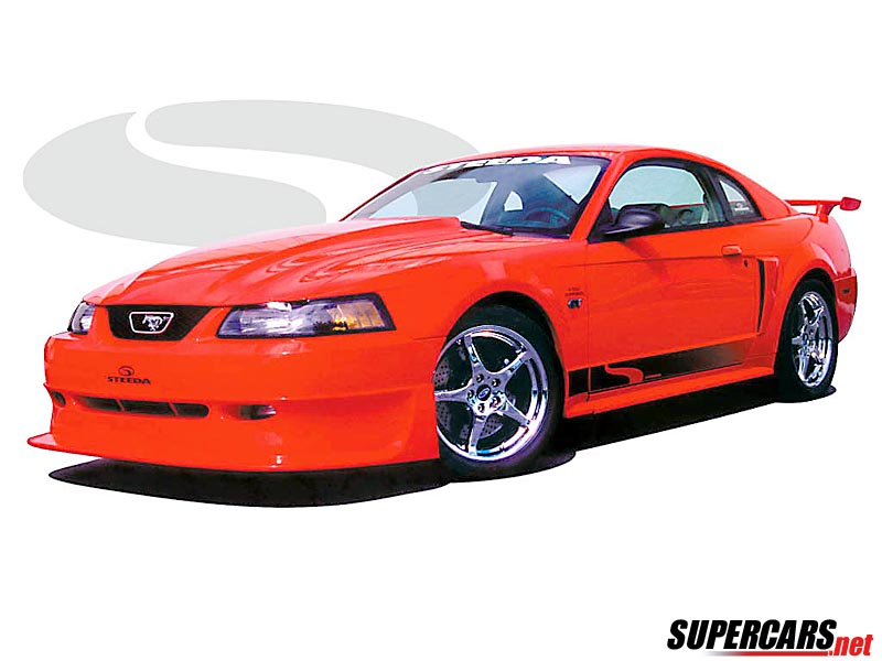 2001 Ford Steeda Mustang GT