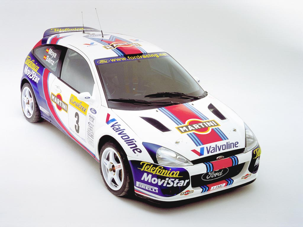 2001 Ford Focus Rs Wrc Ford Supercars Net