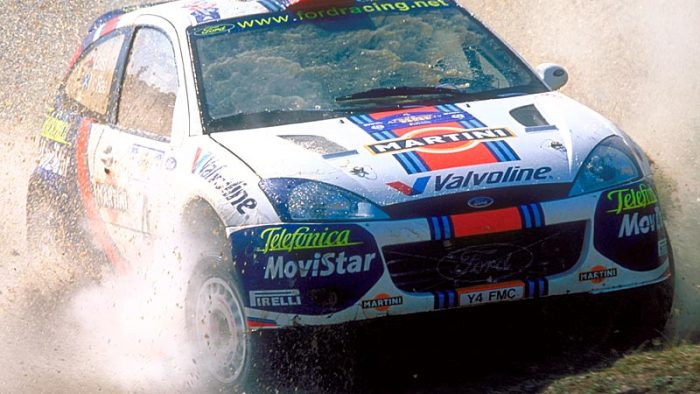 2001 Ford Focus RS WRC