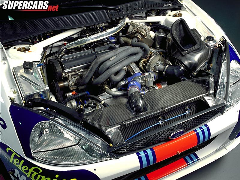 2001 Ford Focus Rs Wrc Supercars Net