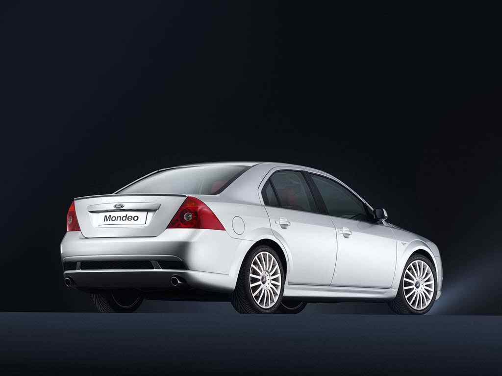 2001 Ford Mondeo ST Concept