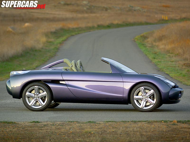 2001 Hyundai H6CD Roadster Concept