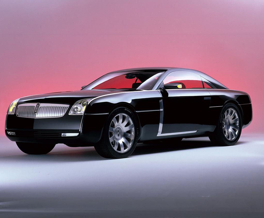 2001 Lincoln Mk 9 Coupe