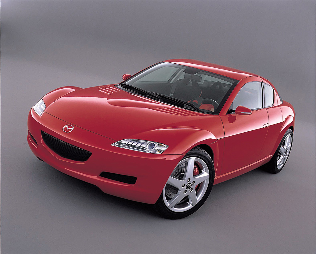 2001 Mazda RX-8 Concept | Review | SuperCars.net