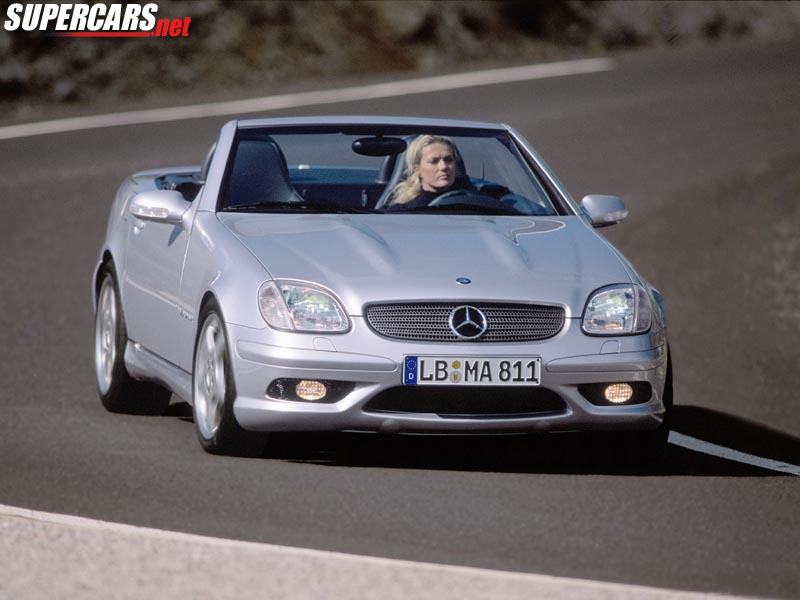 2001 mercedes benz slk32 amg. Black Bedroom Furniture Sets. Home Design Ideas