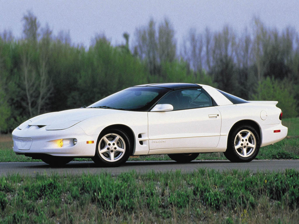 2001 Pontiac Firebird Trans Am