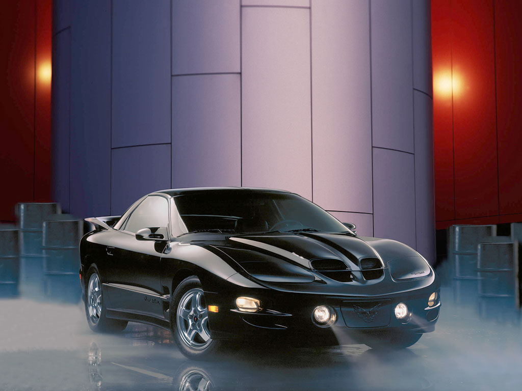 2001 Pontiac Firebird Trans Am WS6