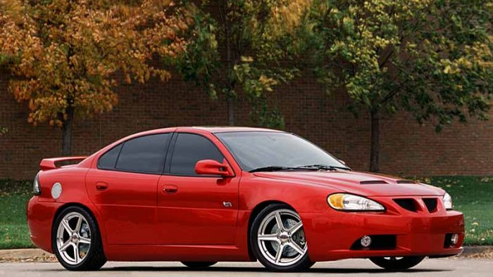 2001 Pontiac Grand Am Hot Wheels Concept
