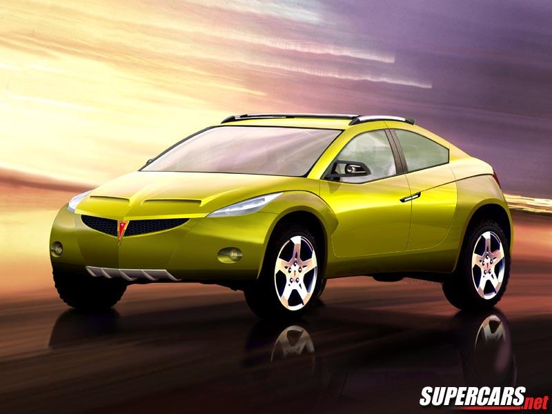 2001 Pontiac REV Concept