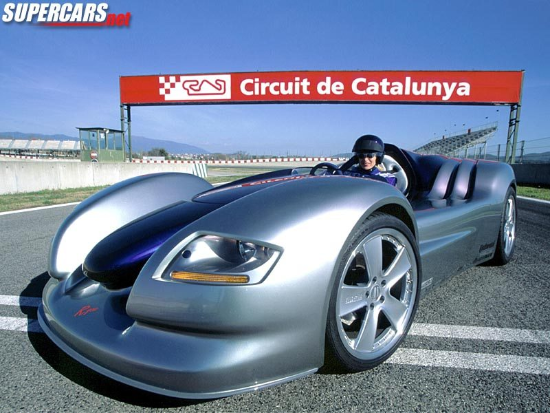2001 Rinspeed Advantage R Concept Rinspeed Supercars
