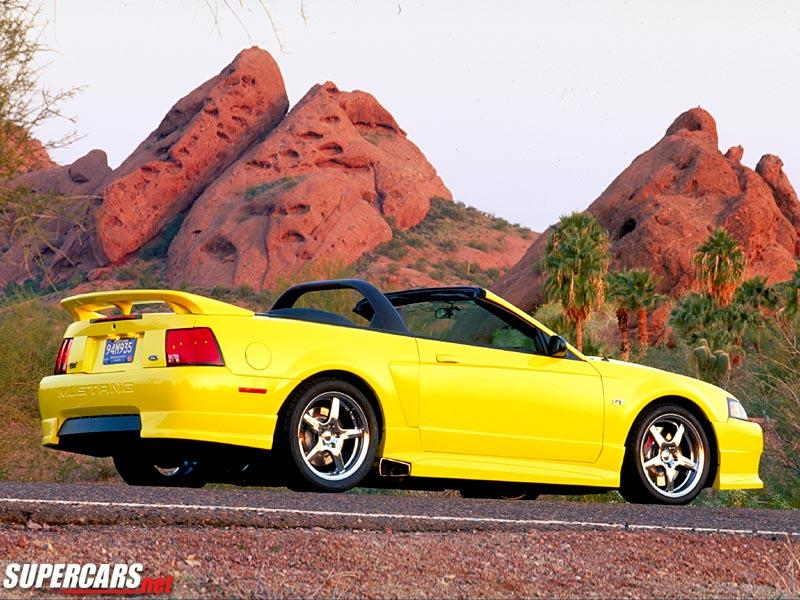2001 Roush Mustang Stage 3 Roush Supercars Net