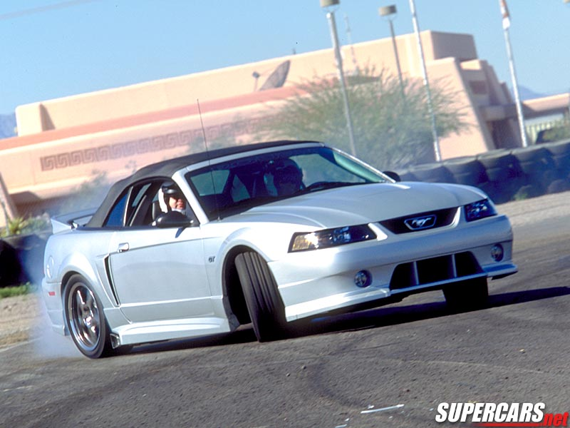 2001 Roush Mustang Stage 3