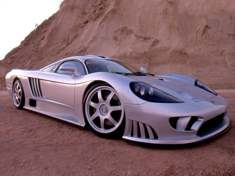 2001 Saleen S7 Prototype