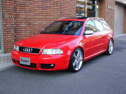 2001 Sportec RS4 Biturbo Level 2