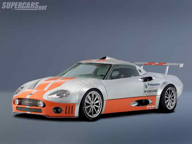 2001 Spyker C8 Double 12 R Spyker Supercars