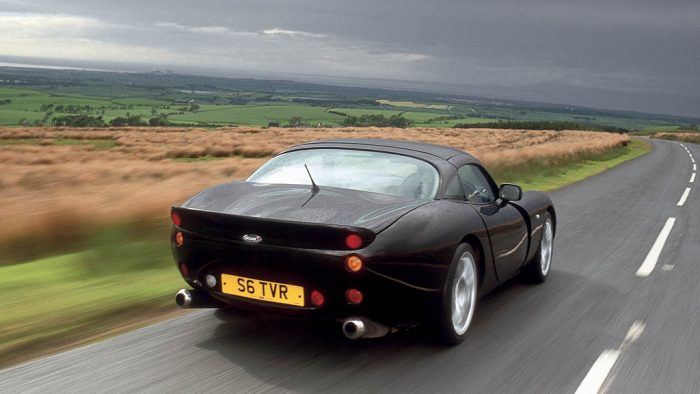 2001 TVR Tuscan S