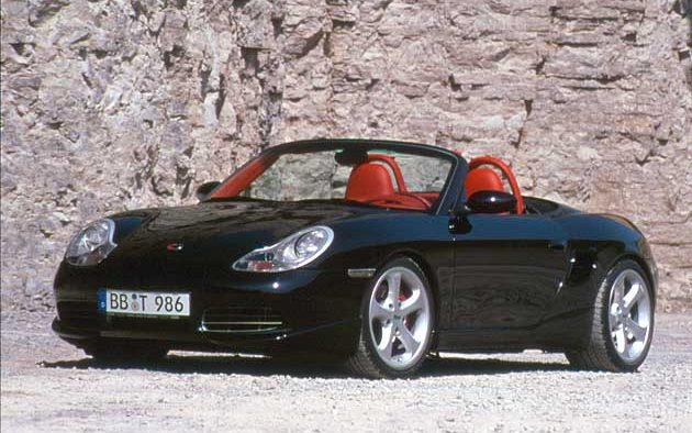 2001 TechArt Boxster S