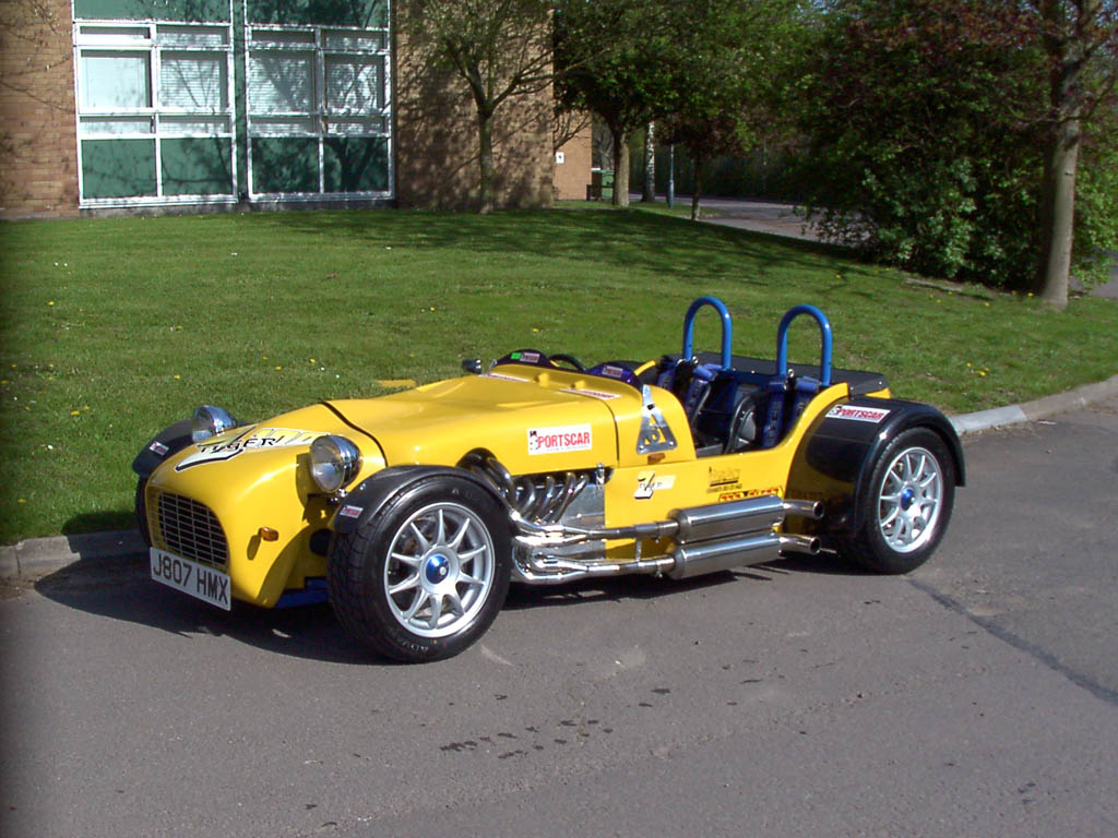 2001 Tiger Z100 Mk1 Kit Car Supercars Net