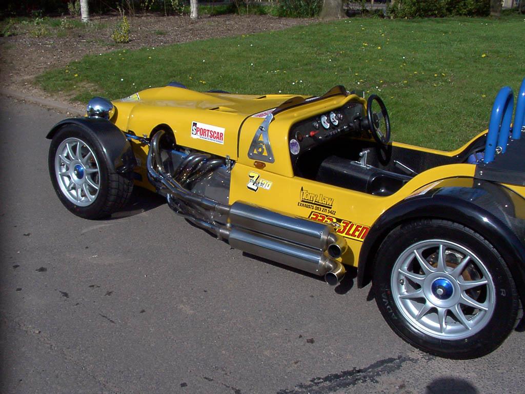 2001 Tiger Z100 Mk1