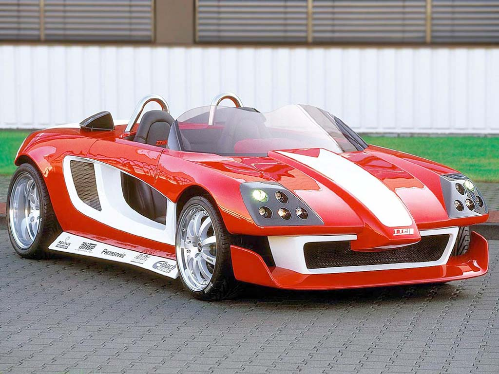2001 Toyota Mr2 Tte Concept Toyota Supercars Net