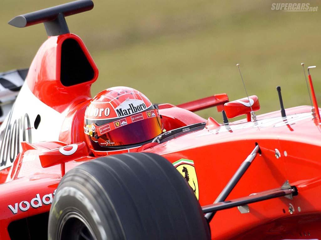 2002 Ferrari F2002 Share 2