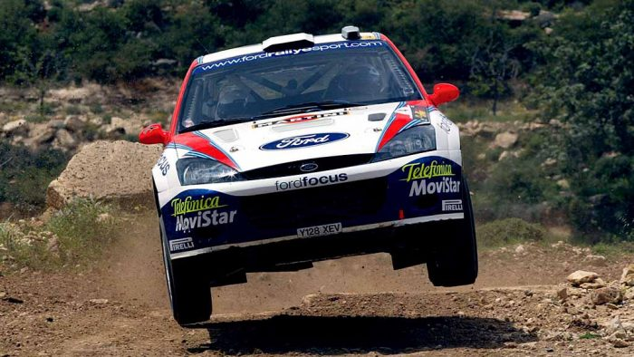 2002 Ford Focus RS WRC