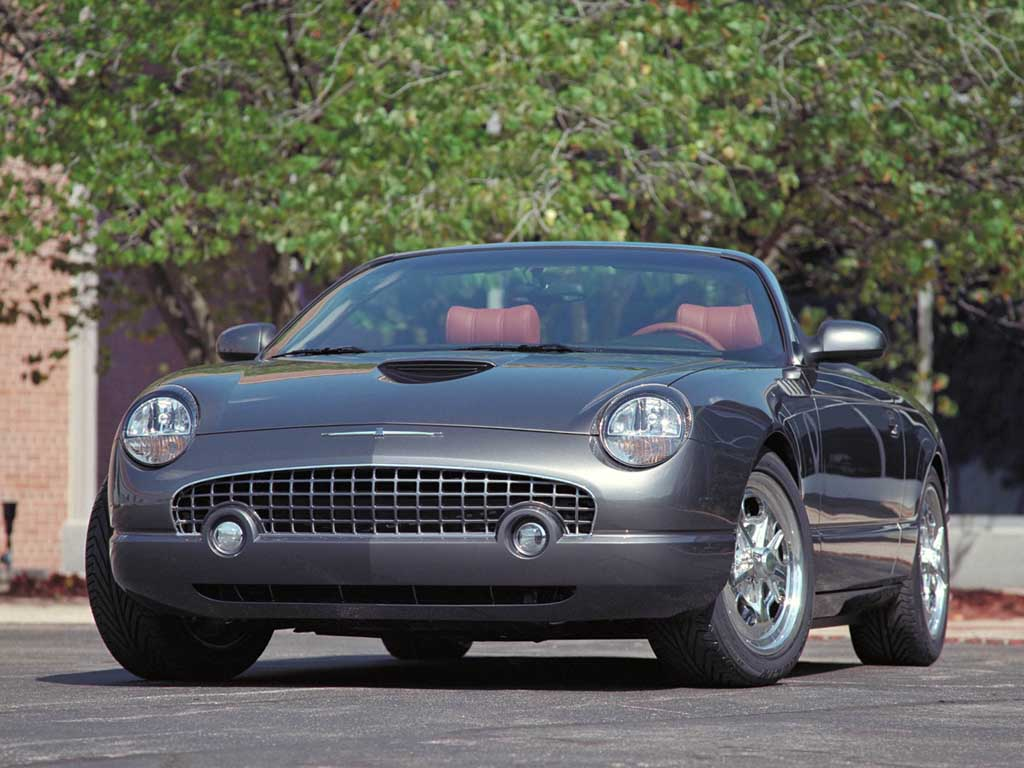 2002 Ford Thunderbird Custom Concept