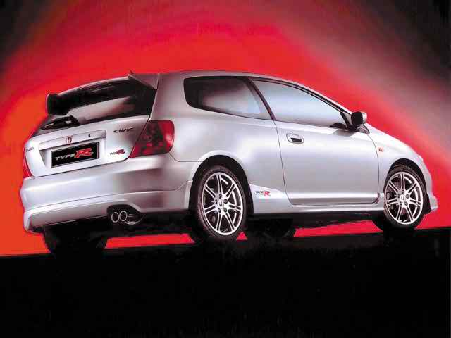 2002 Honda Civic Type-R