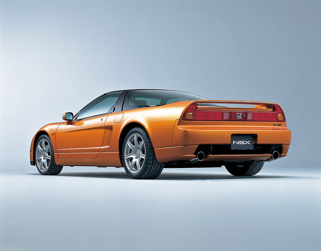 2002 Honda Nsx Type S Review Supercars Net