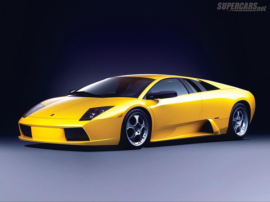 2001→2005 Lamborghini Murciélago