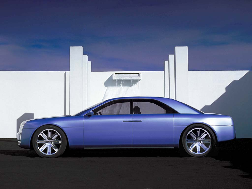Bentley Continental Dimensions >> 2002 Lincoln Continental Concept - Supercars.net
