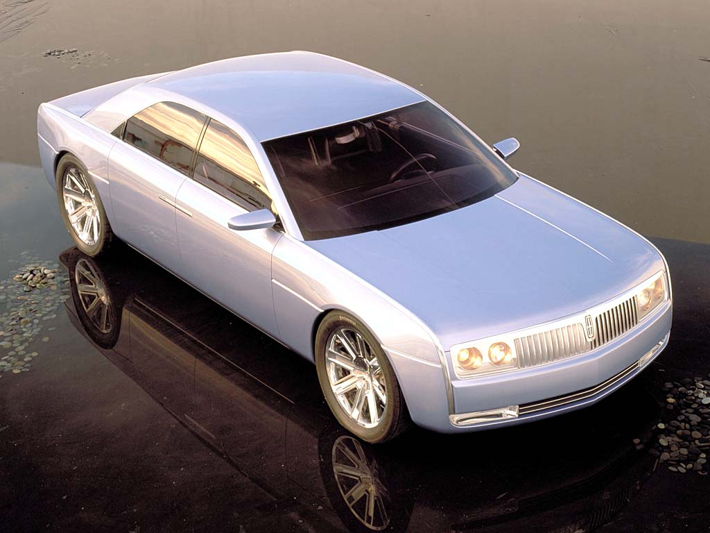 2002 lincoln continental concept lincoln supercarsnet