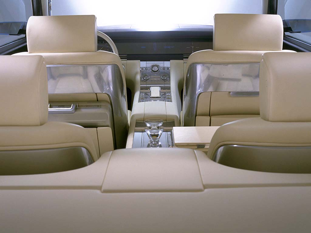 2002 Lincoln Continental Concept | Lincoln | SuperCars.net