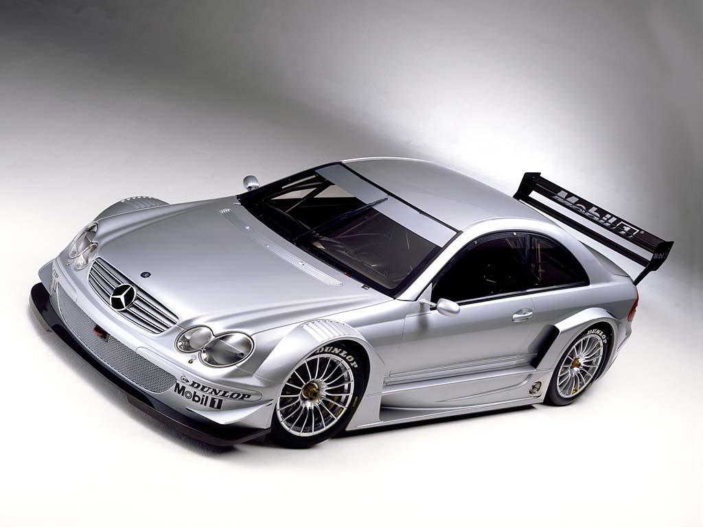 2002 Mercedes-Benz CLK-DTM