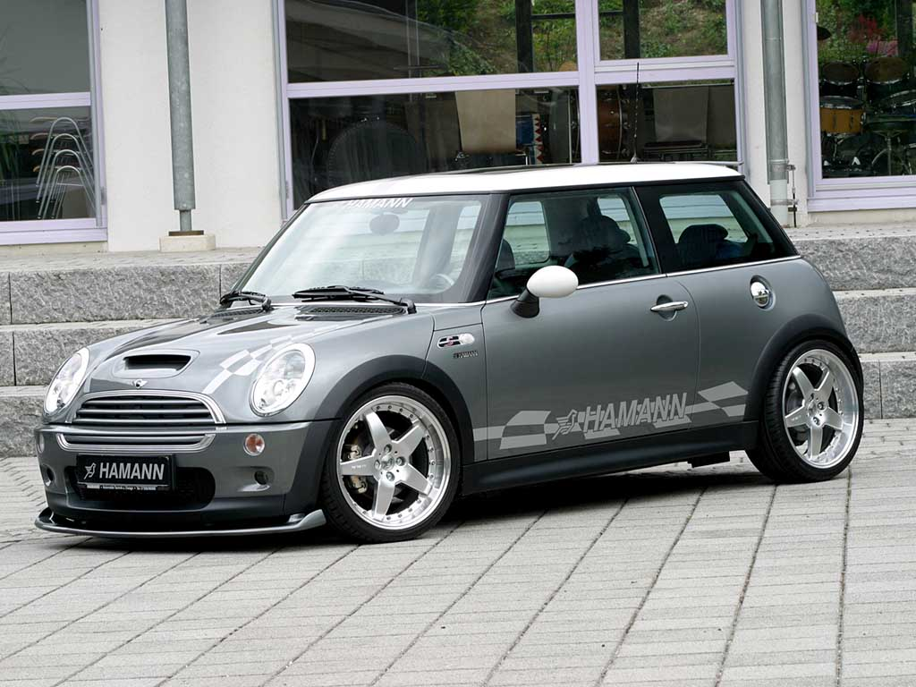 2002 mini hamann cooper s review. Black Bedroom Furniture Sets. Home Design Ideas