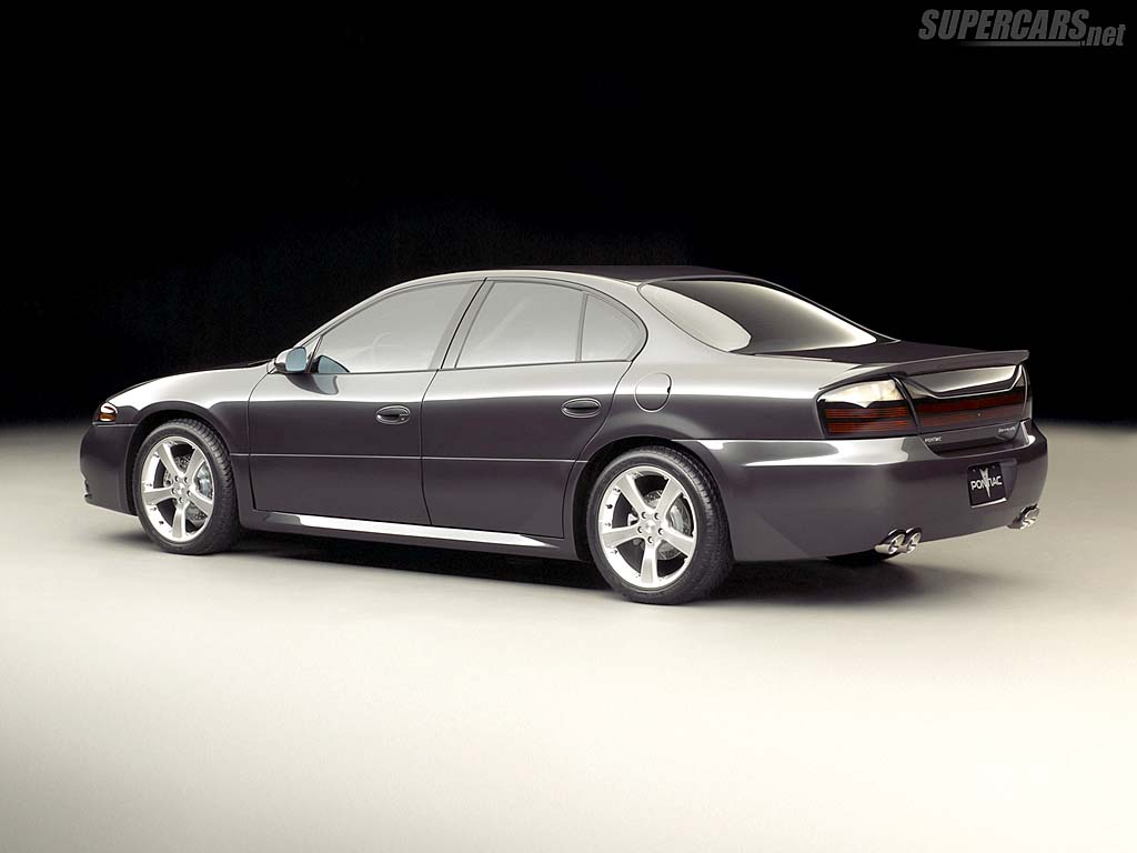 2002 Pontiac Bonneville G/XP