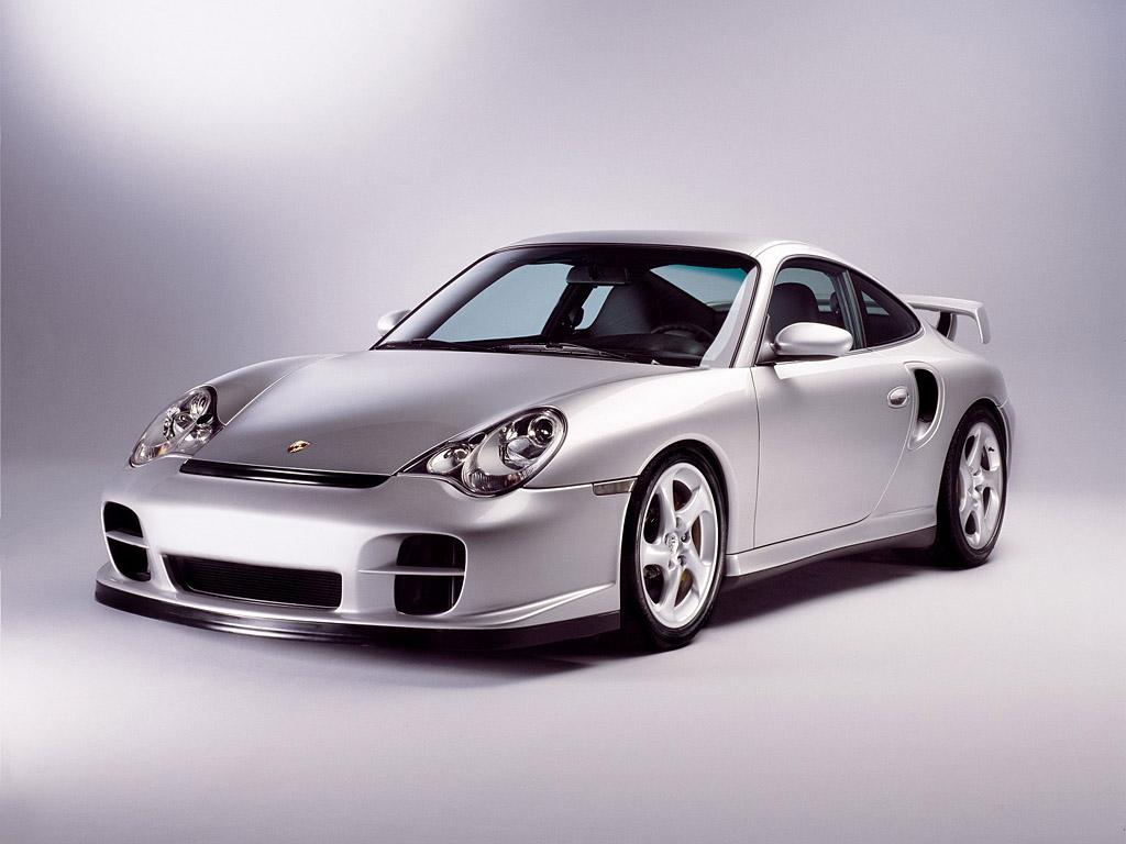 2001→2003 Porsche 911 GT2