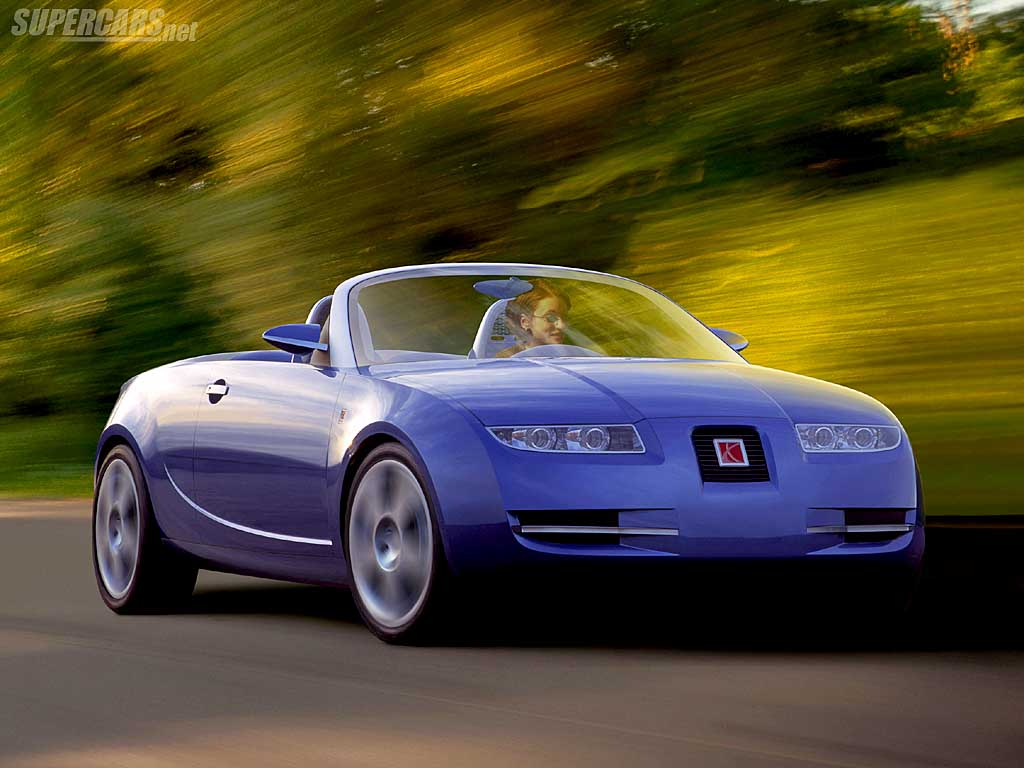 2002 Saturn Sky Concept Review Supercars Net