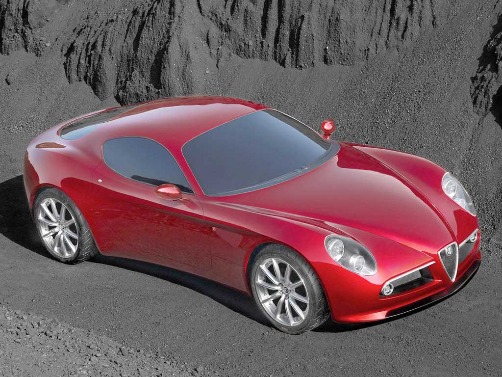 2003 alfa romeo 8c competizione concept alfa romeo. Black Bedroom Furniture Sets. Home Design Ideas