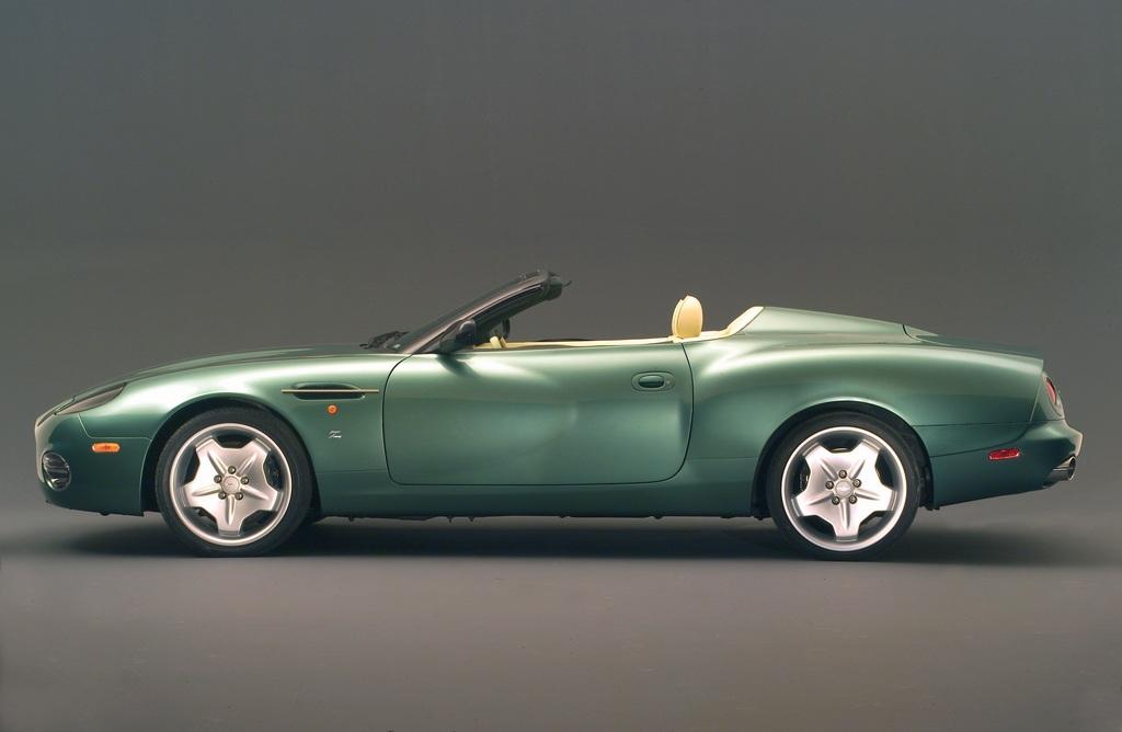 2003 Aston Martin Db Ar1 Aston Martin Supercars Net