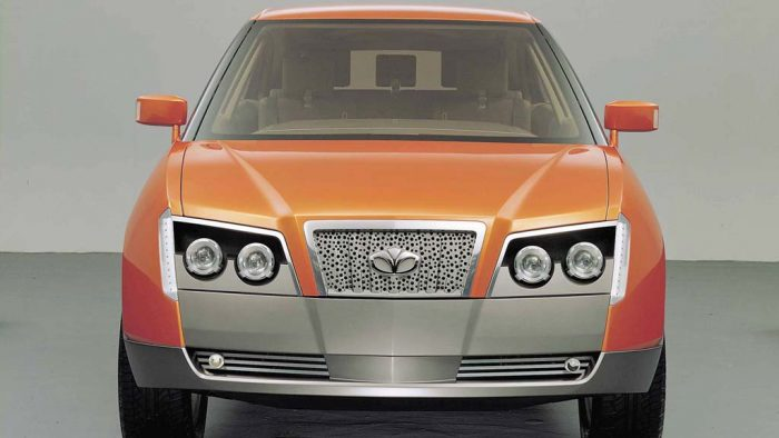 2003 Daewoo Scope Concept