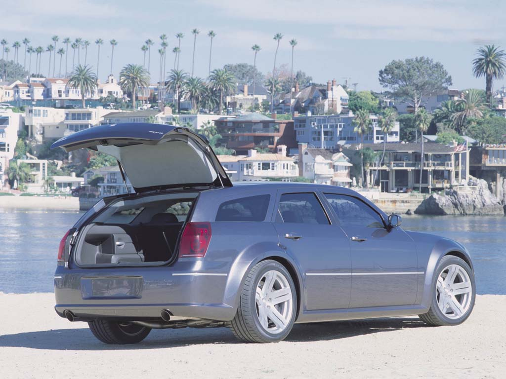 2003 Dodge Magnum Srt 8 Concept Dodge Supercars Net