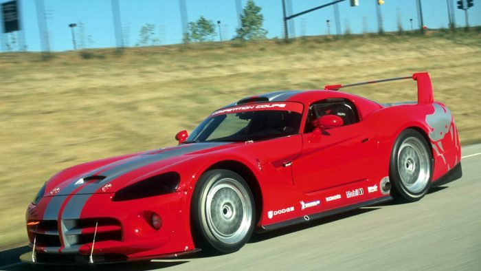 2003 Dodge Viper Competition Concept
