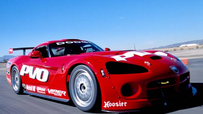 2003 Dodge Viper SRT-10 Competition