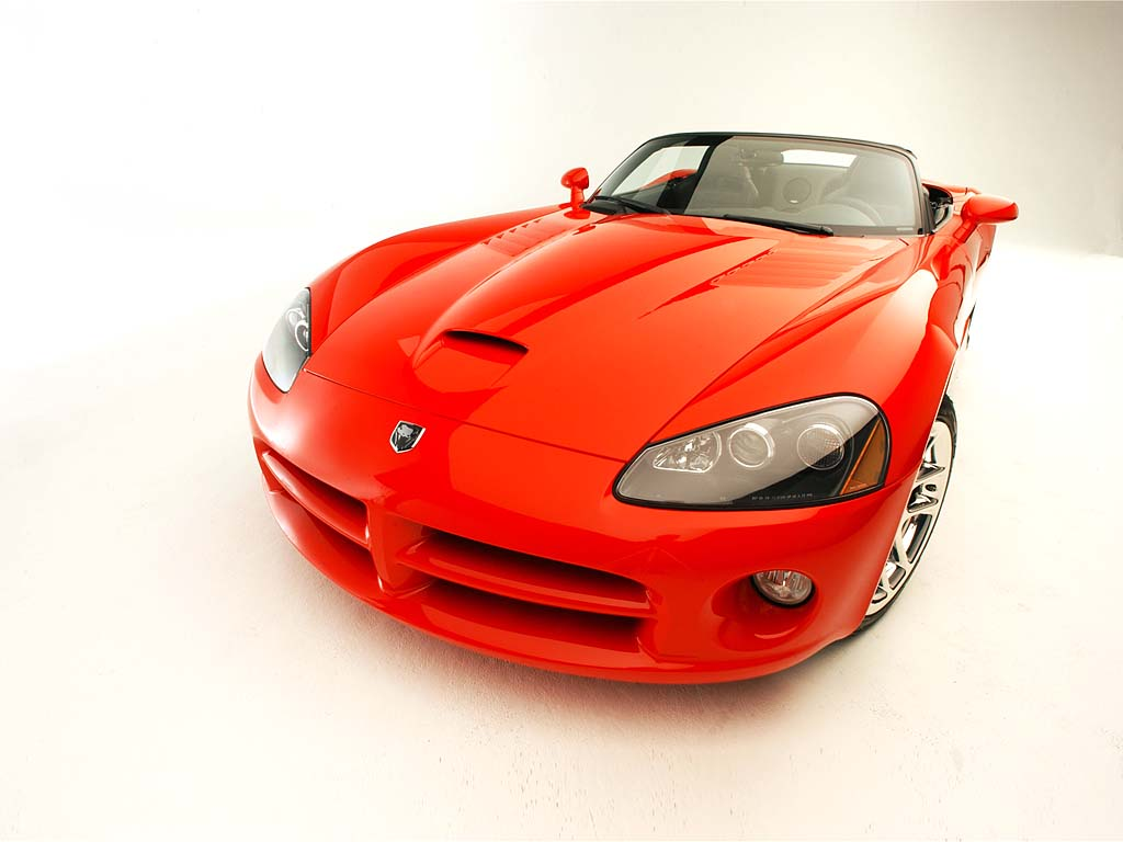 2003 Dodge Viper SRT-10 Convertible