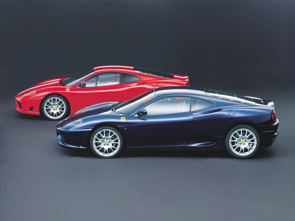 2003 2004 ferrari 360 challenge stradale ferrari. Black Bedroom Furniture Sets. Home Design Ideas