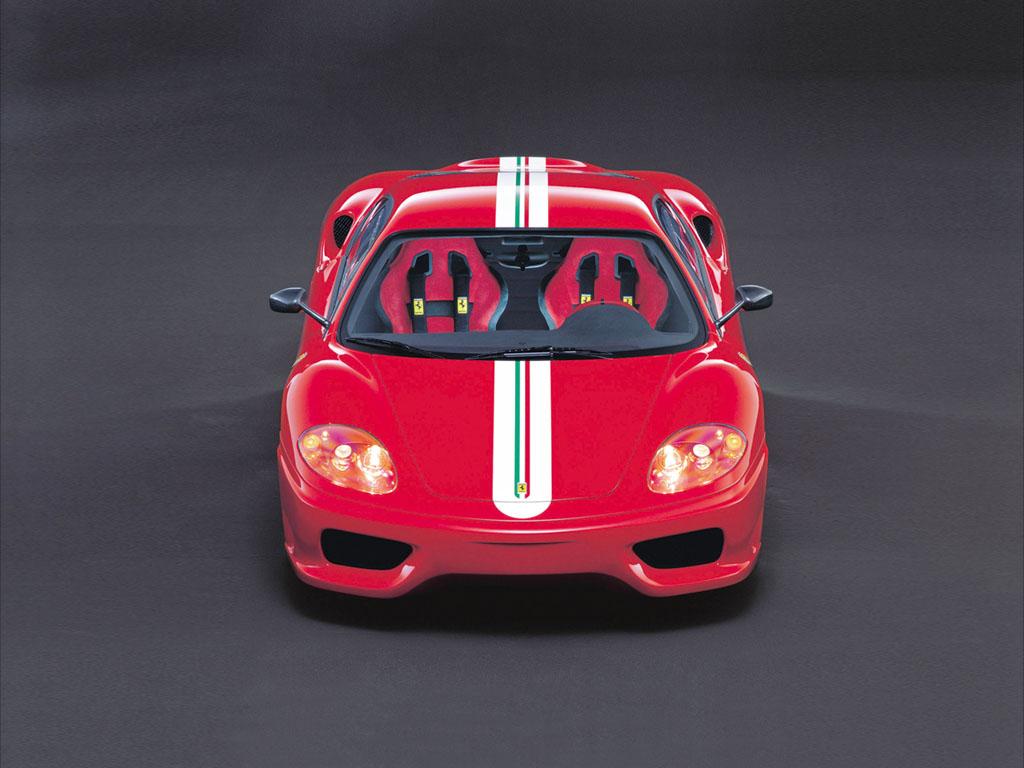 2003→2004 Ferrari 360 Challenge Stradale