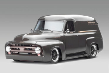 2003 Ford FR100 Panel Concept